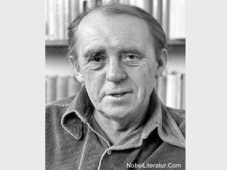 1972 : Heinrich Böll