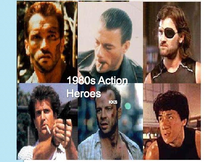 1980s Action Heroes<br />KKS<br />