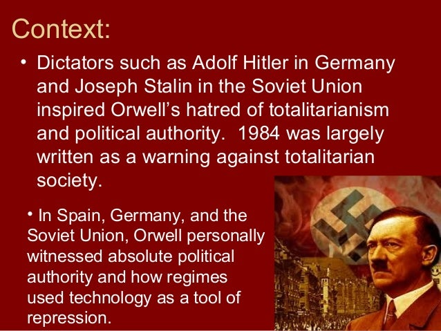 "1984 essay totalitarian society 1984 by george orwell essay a totalitarian society is an example in george orwell's story ""1984"", he creates a fictional society that serves as a good."