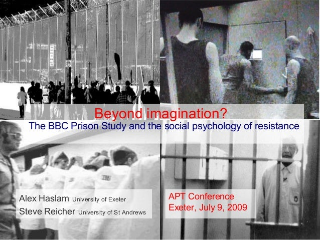 An imperfect Panopticon? Surveillance and the BBC Prison ...