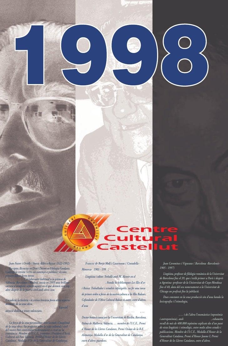 1998 calendari