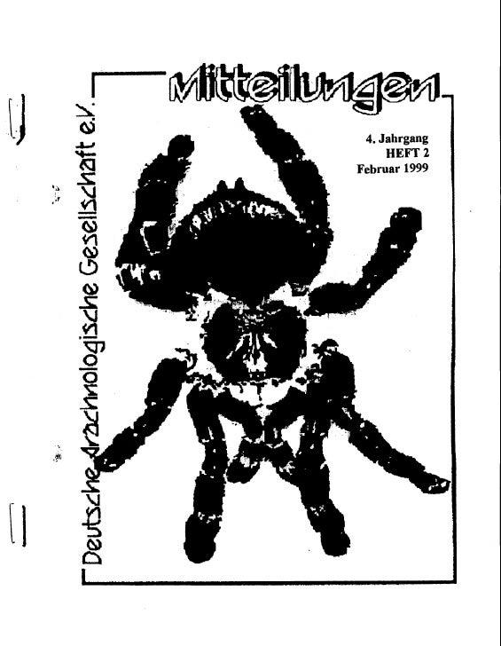 DeArGe Mitteilungen 2/1999