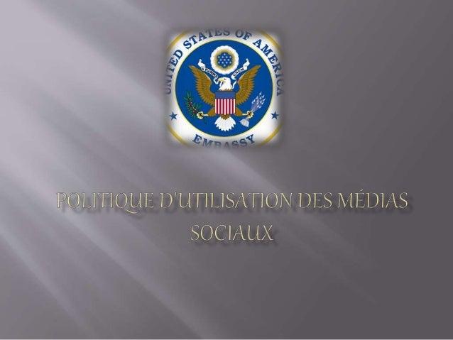 Faciliter les relations entre les États-Unis et le pays hôte. haiti.usembassy.gov