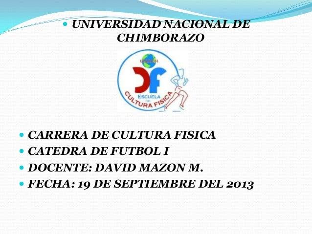 19 de septiembre futbol I