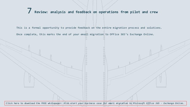 Flight Manual Email Migration Office 365 Exchange Online Cb