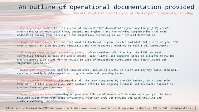 Flight Manual Email Migration Office 365 Exchange Online Cb