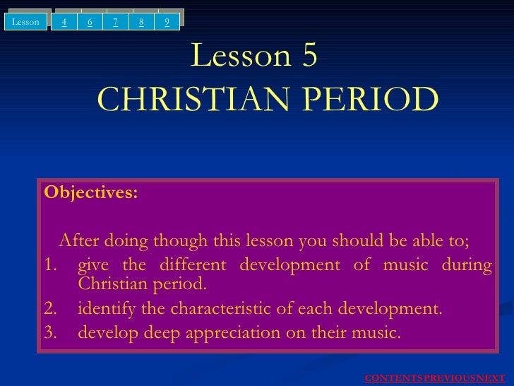 19 lesson 5