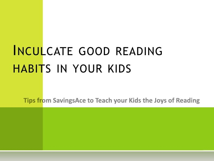 Tips for Raising Eager Readers from Savings Ace
