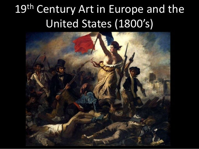 19th Century Art in Europe and the United States (1800's)