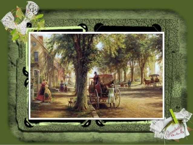 19th c Southern Life. Artist Edward Lamson Henry