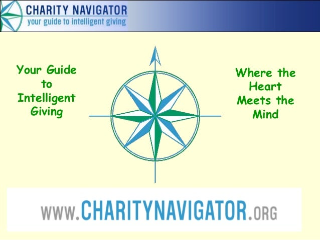Charity Navigator's CEO Debates Hudson Institute Director on the Realities of Ranking Charities