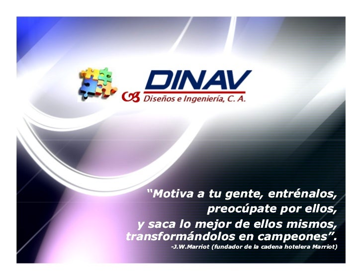 1 a presentando dinav enero 2011