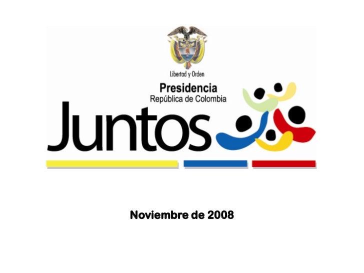 Noviembre de 2008