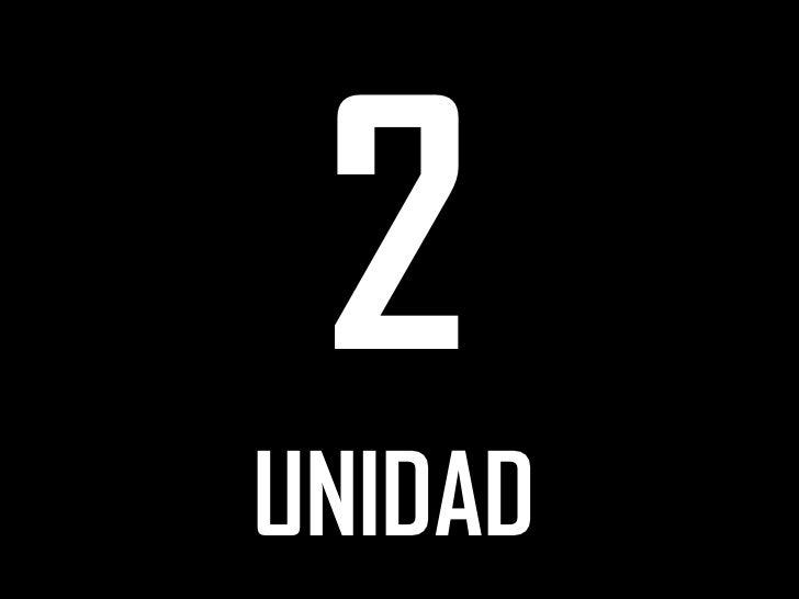 1a Clase(Unid II)