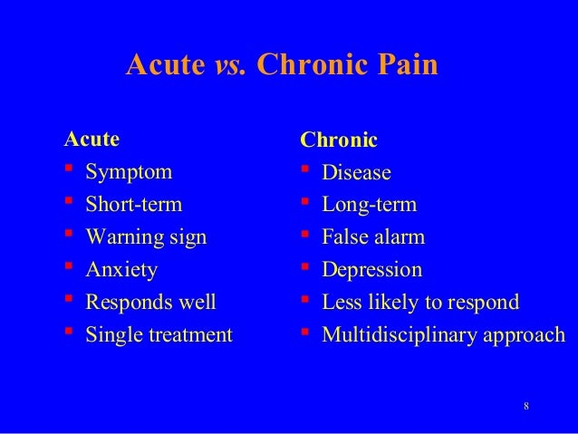 Dating with chronic pain