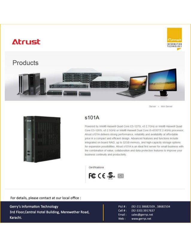 Atrust Solutions