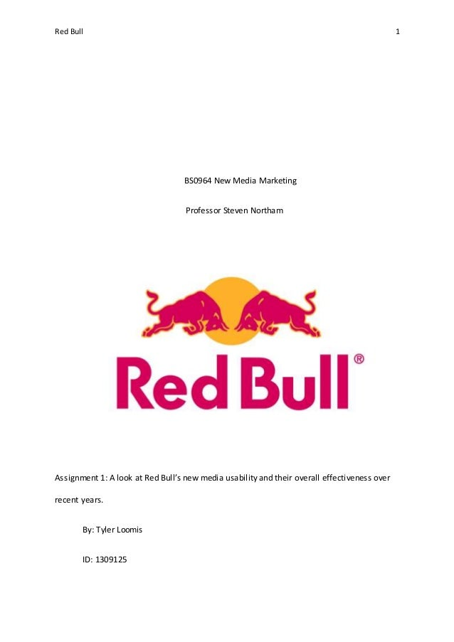 red bull essay Essays mix red friendship bull on marketing december 19, 2017 @ 2:49 pm essay about pollution youtube where is a thesis in a research paper research paper methods.