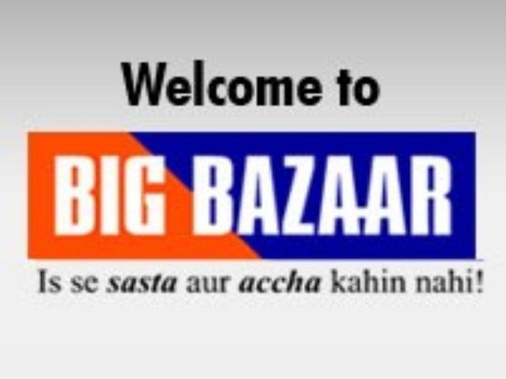 1 Big Bazaar