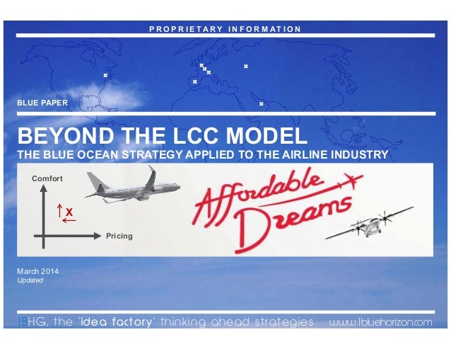 Beyond the Low Cost Carrier Model