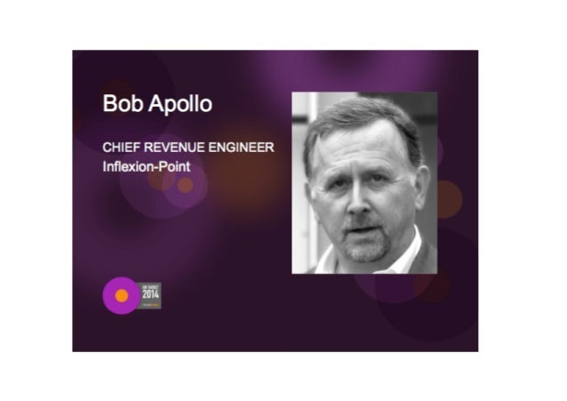 On Target 2014 Introduction Bob Apollo Inflexion-Point