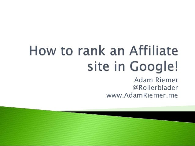 Writing Pages to Rank in the Search Engines