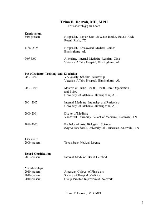 CV Resume Templates