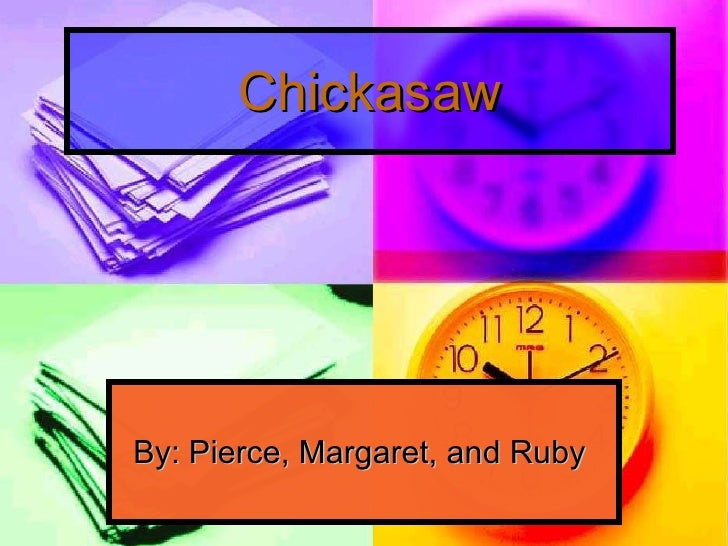 Chickasaw Tribe