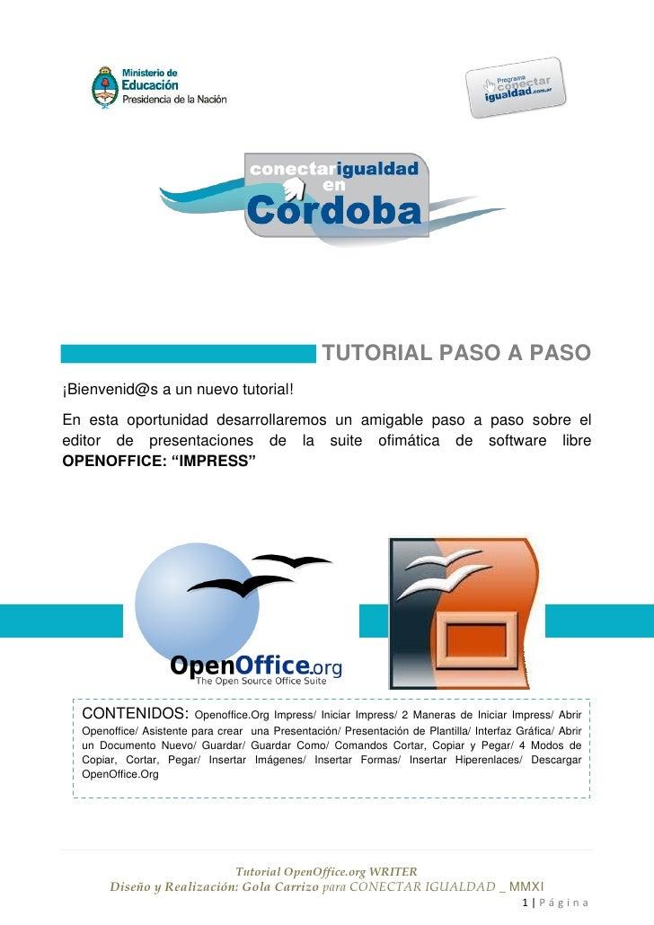 TUTORIAL PASO A PASO¡Bienvenid@s a un nuevo tutorial!En esta oportunidad desarrollaremos un amigable paso a paso sobre ele...
