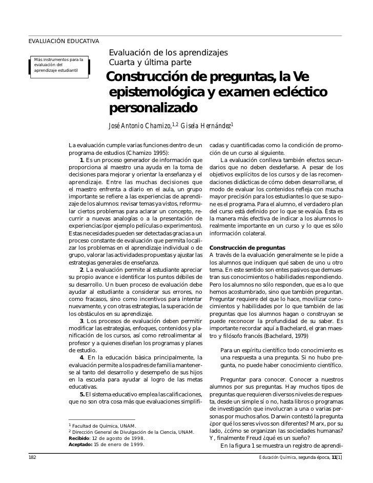 EVALUACIÓN EDUCATIVA                                    Evaluación de los aprendizajes   Más instrumentos para la   evalua...