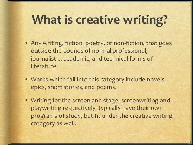 Creative Writing Plots