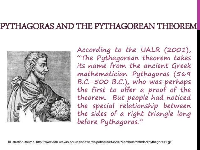 essays on pythagoras Read this essay on pythagoras come browse our large digital warehouse of free sample essays get the knowledge you need in order to pass your classes and more only at termpaperwarehousecom.
