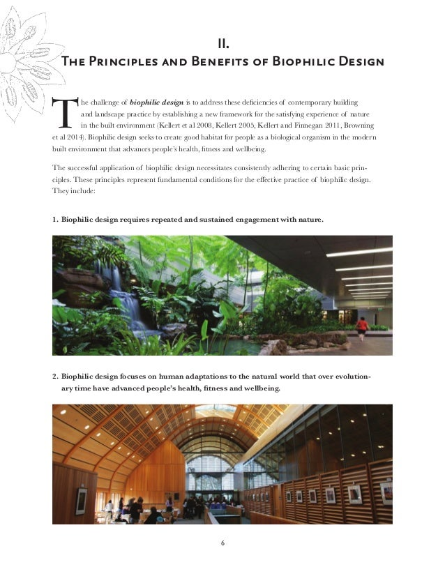 Biophilic Architecture or Biophilic Architecture and Cognition help with dissertation