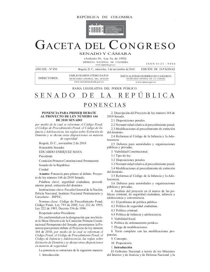 1 debate gaceta 850 (3 11-10) seguridad ciudadana.pdf.nivel 3