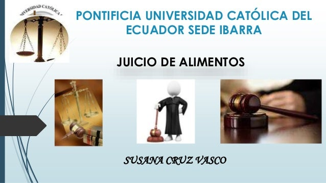 juicio de derecho: