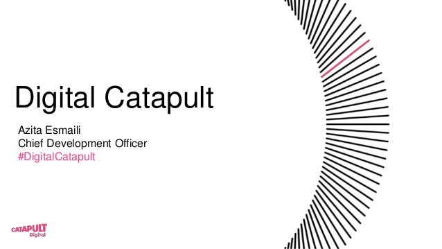 Digital Catapult Introduction