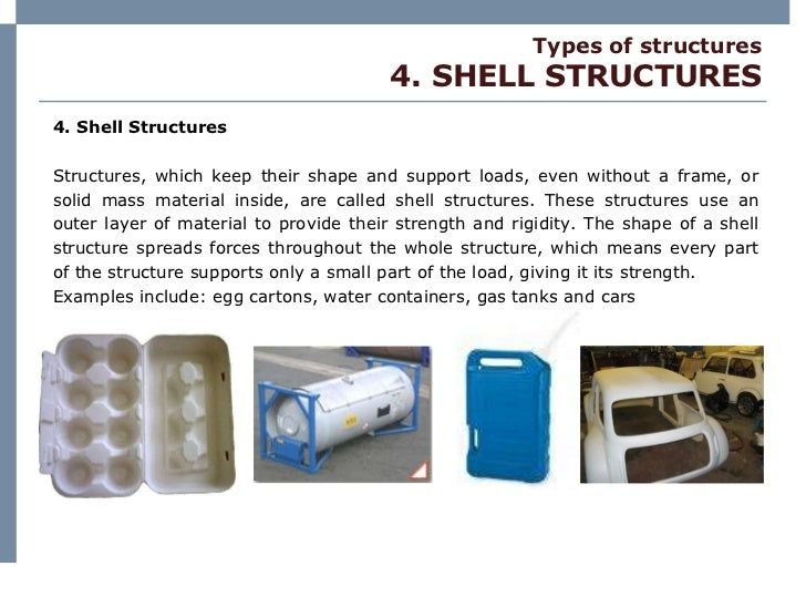 1 e bil structures 2nd part types of structures - Type of foundation concept ...