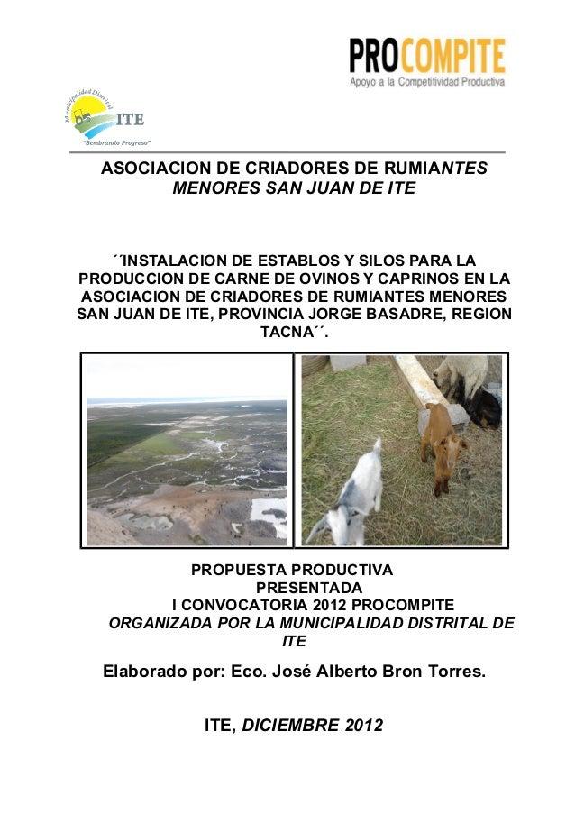 1 eco. josé alberto bron torres pp acrmsj ite ovinos caprinos procompite