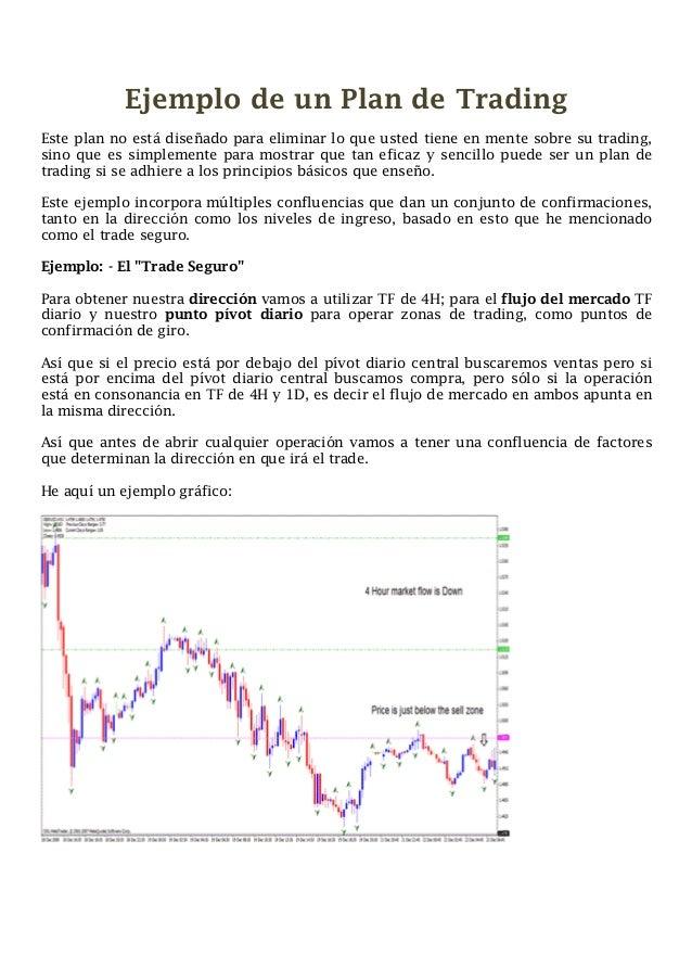 Plan de trading forex pdf