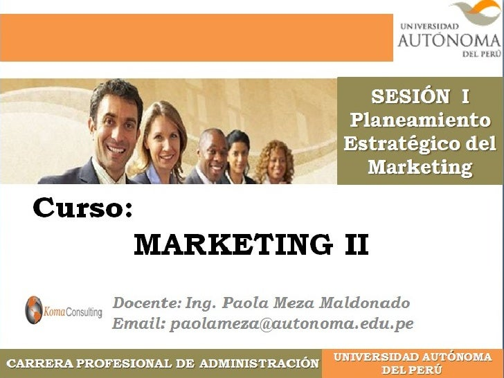 ¿Recordamos algo de Marketing?