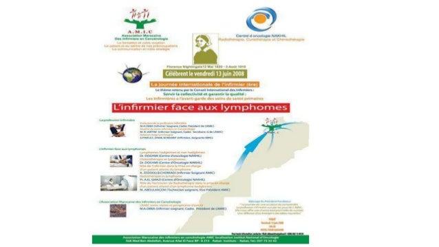 Évolution de la profession infirmière OBBA Mohammed el Amine Cadre infirmier, Institut National d'Oncologie Président de l...