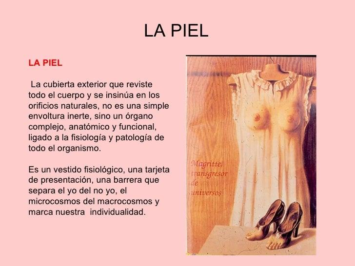 La Piel [1981]