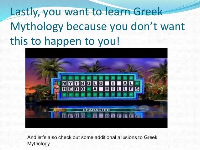 Mythology by Edith Hamilton Mythology Study Guide ...