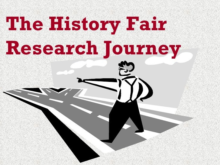 The History Fair Research Journey