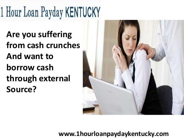 Kentucky Cash Advance - Cities