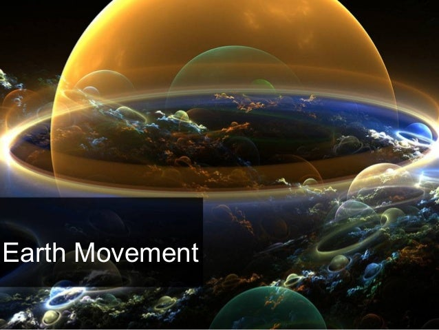 Earth Movement