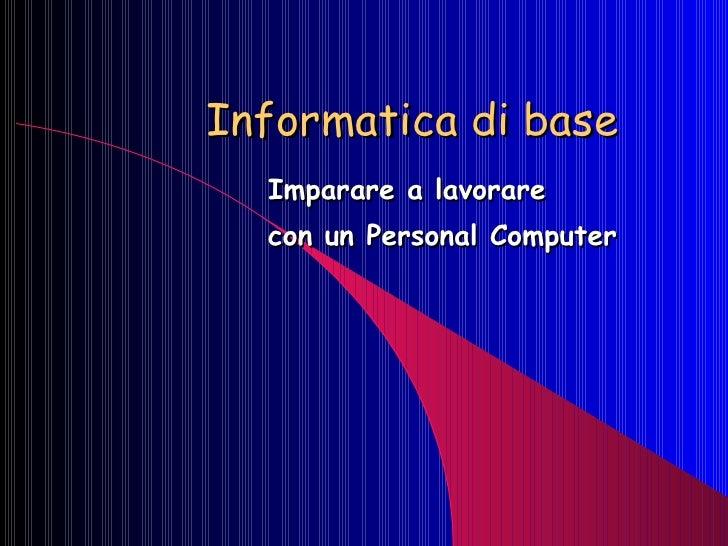1informaticadibase 110602151357 Phpapp02