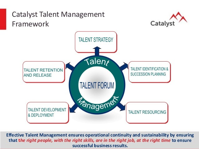 talent management and career development