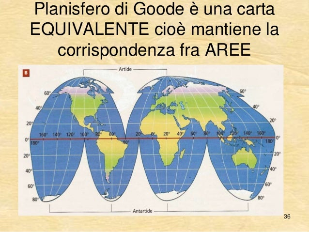 Introduzione alla geografia classe1 - I diversi tipi di carta ...