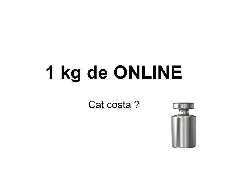 1 Kg De Online, Underclick, Claudiu Gamulescu, Brasov 2009