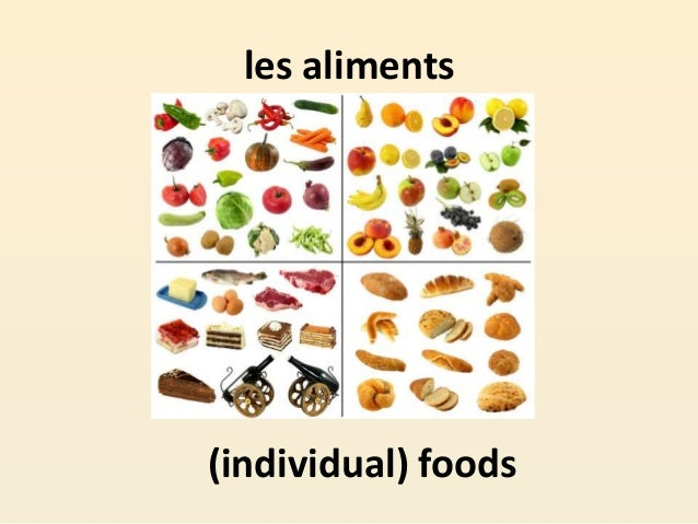 Vocabulaire la cuisine for Anglais vocabulaire cuisine